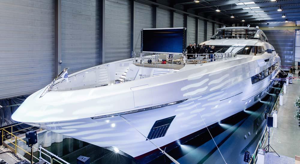 Heeseny Yachts Galactica