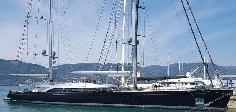 Sybaris-Perini navi
