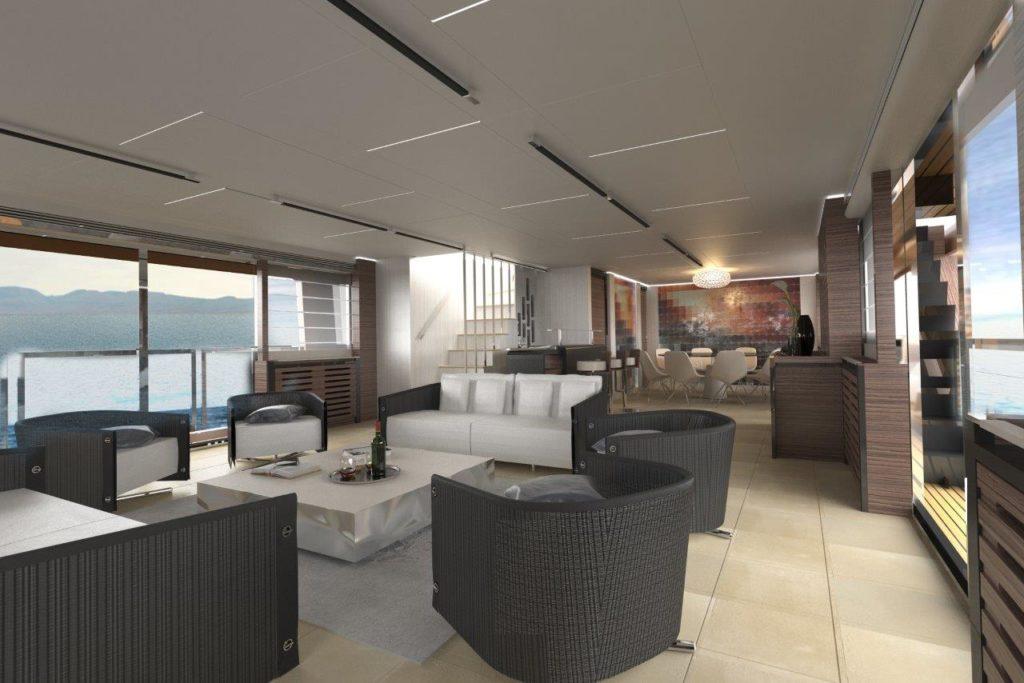 Oceanemo 33m_Main saloon 2