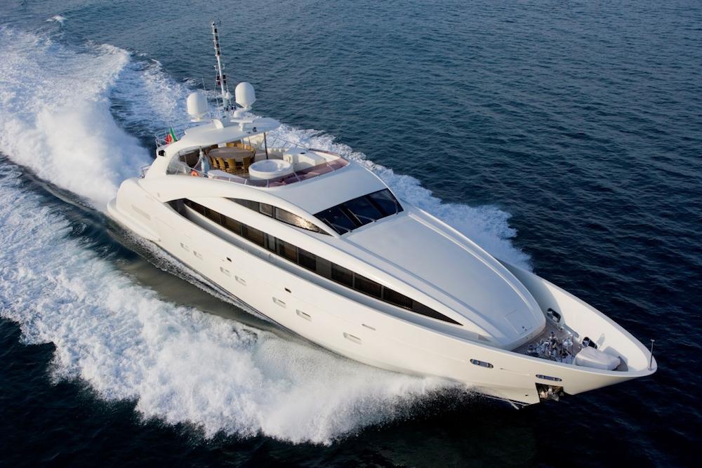 La Spezia, Italy, 10-03-07 ISA 120 ®Carlo Borlenghi/ ISA Yachts