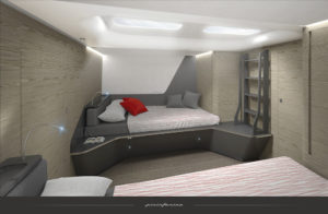 Wallycento Tango_owners stateroom