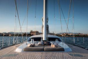 12/08/15 Photo Shooting for the launching of Royal Huisman S/Y Sea Eagle © Carlo Baroncini Photography