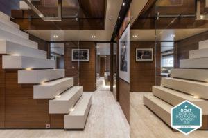 Custom Line Navetta 33 Telli - LD stairs