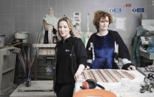 12. Serena Confalonieri and Francesca Merciari -® Laila Pozzo per Doppia Firma - MFCC, FCMA, Living
