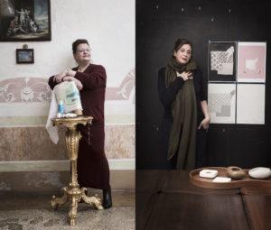 9. India Mahdavi and Lucia Costantini -® Laila Pozzo per Doppia Firma - MFCC, FCMA, Living copia