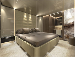 VIP CABIN CustomLine106Project
