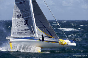The IMOCA Edmond de Rothschild
