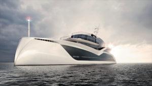 Progetto Bolide, Tankoa Yachts